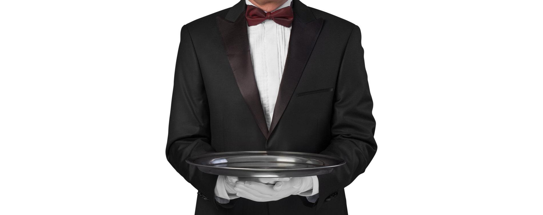 butlers uniform